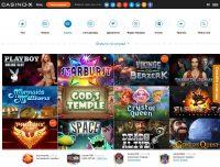 Сайт Casino X